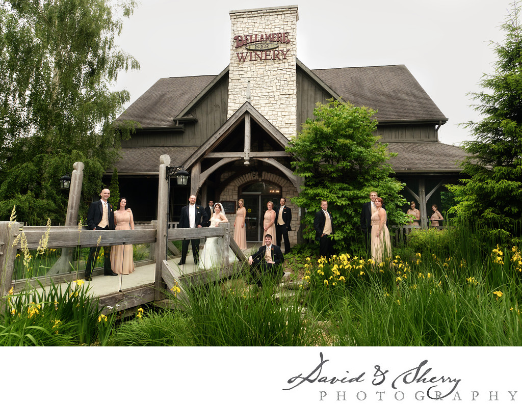 Wedding Photos Bellamere Winery