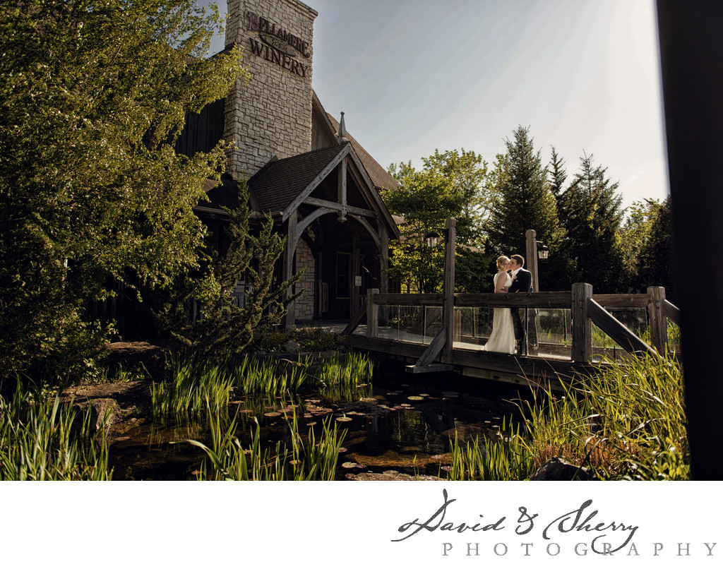 Bellamere Winery Wedding Photography