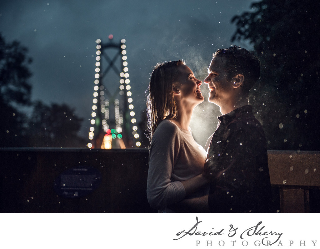 Stanley Park Engagement Photographer