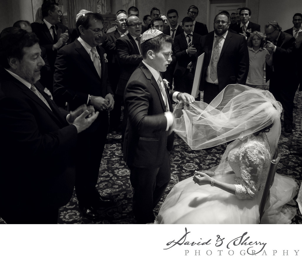 Jewish Wedding Vancouver Photographers B'deken