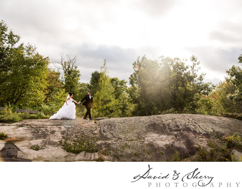 Muskoka Bay Club Wedding Photos