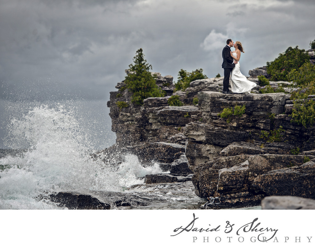 Wedding Photos in Tobermory