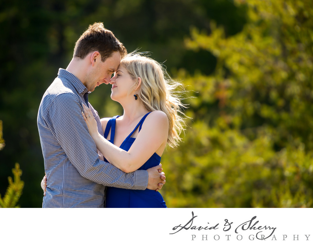 McArthur Island Park Kamloops Engagement Photos