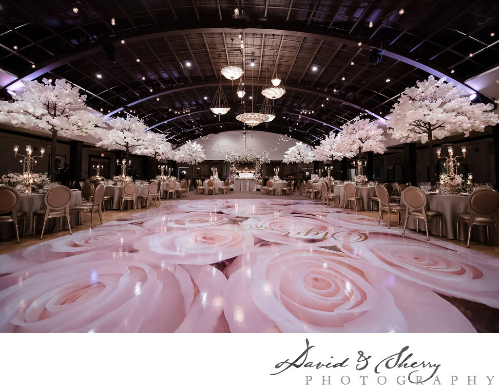 Luxurious Palais Royale Wedding Toronto