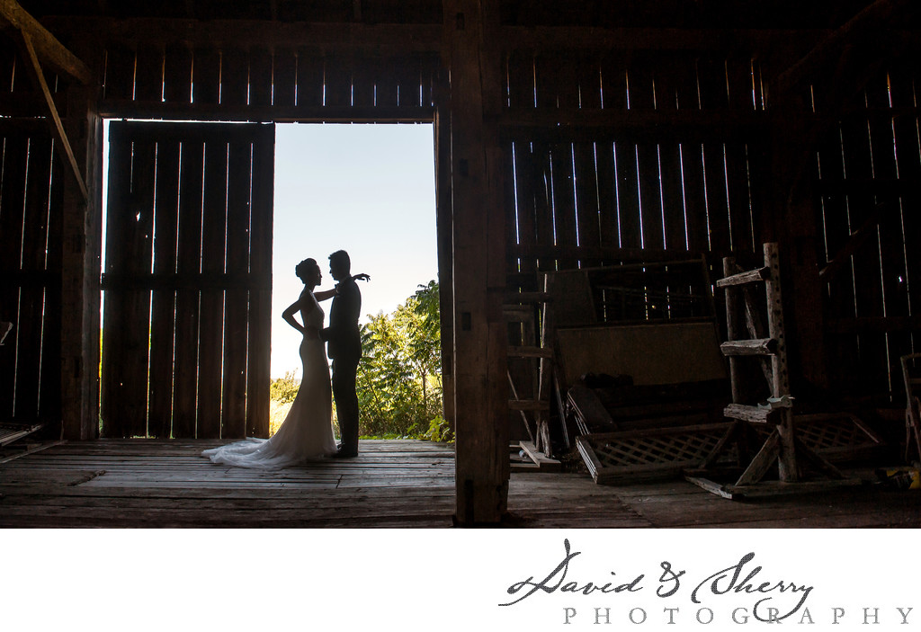 Wedding Photos at Waterstone Estate and Farms