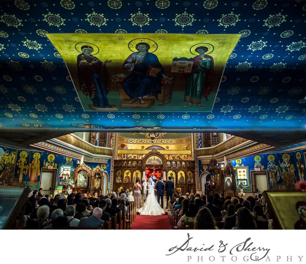 Greek Orthodox Church Wedding Toronto