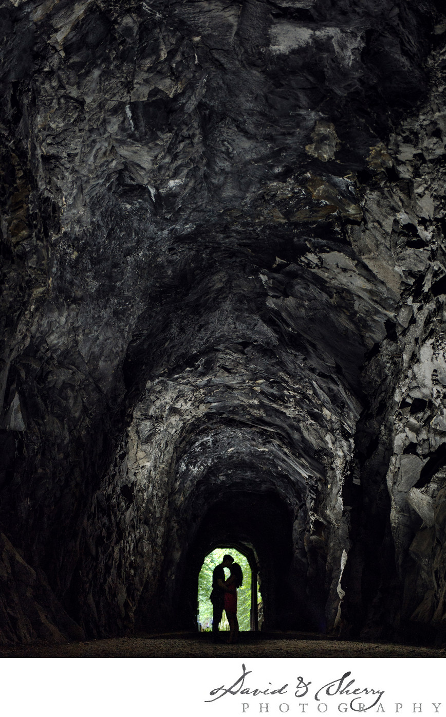 Othello Tunnels Engagement Pre Wedding Photos