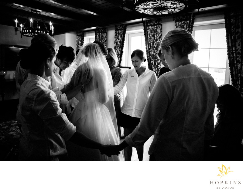 Cloister Wedding At Sea Island Resort