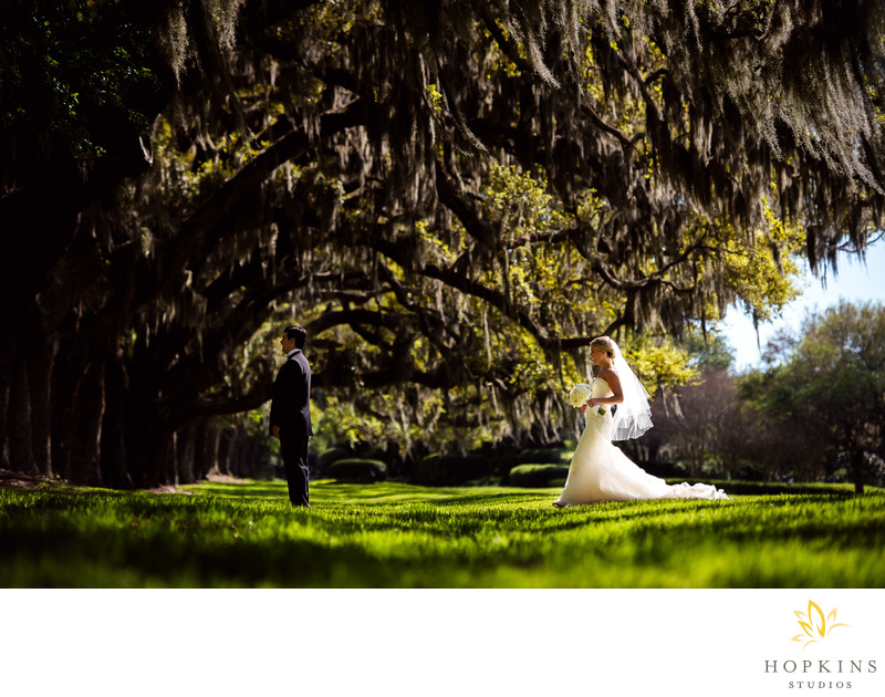 Best Sea Island Wedding Photography