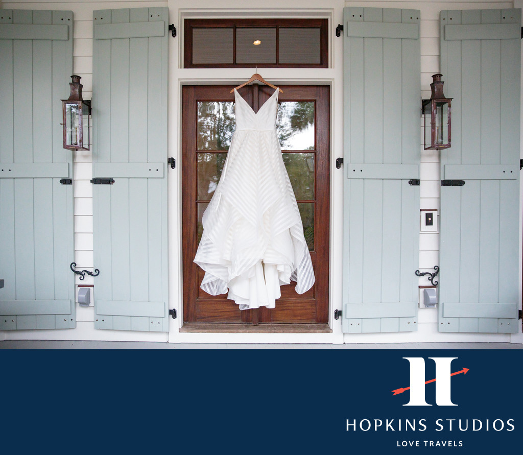 haley paige wedding gown
