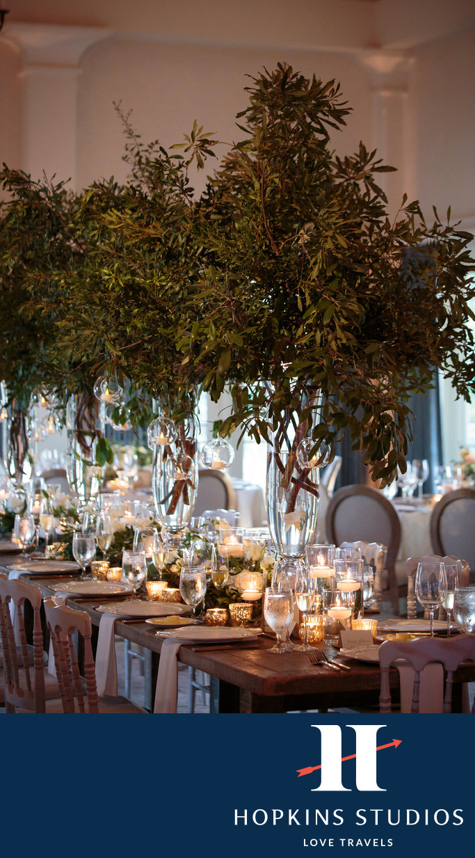 palmetto bluff wedding decor