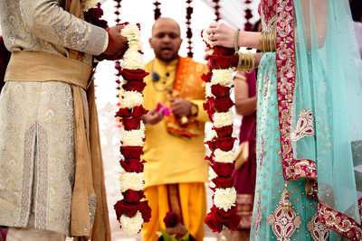 Hindu Ceremony at Keswick Vineyards
