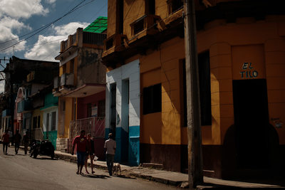 Colorful Havana Streets