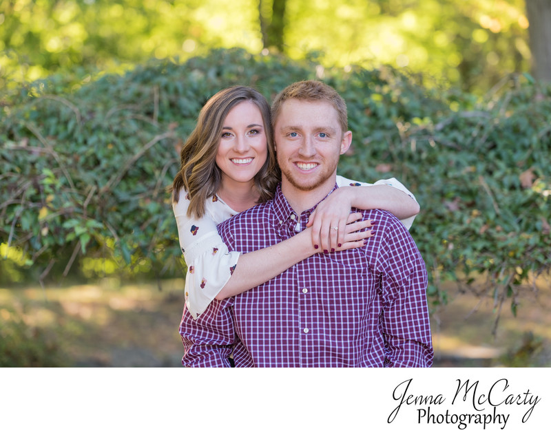 Engagement Session in Grove City Pennsylvania