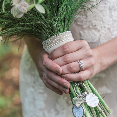 Bridal Details at Country Cottage & Gardens