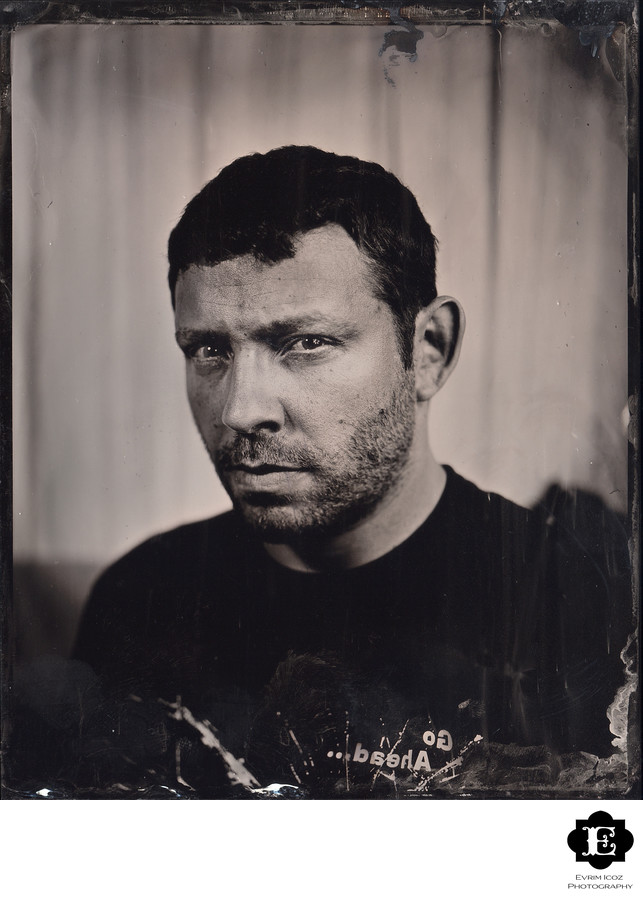 Tin Type Photography in Portland