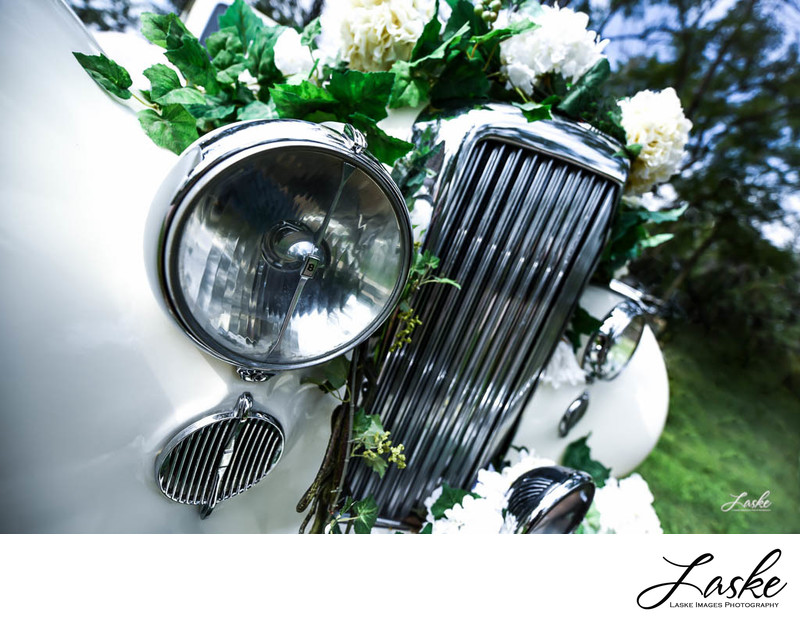 Bentley Used For Wedding Limo