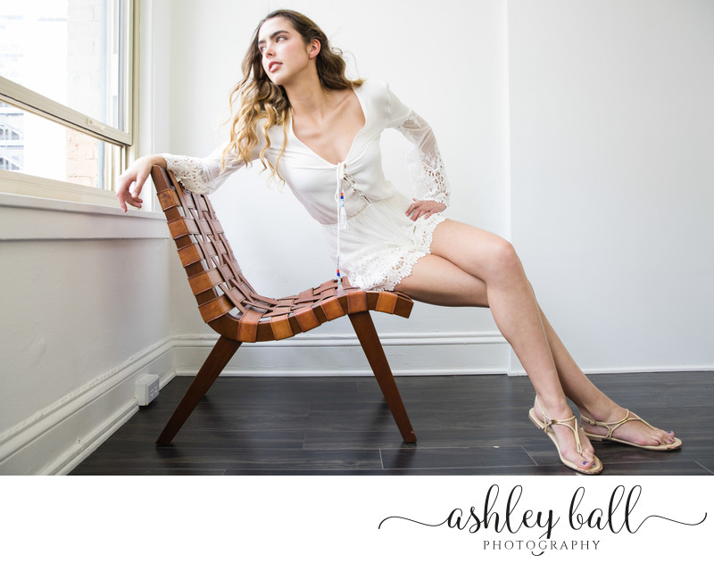 Senior Portrait Photography in Vacaville, CA