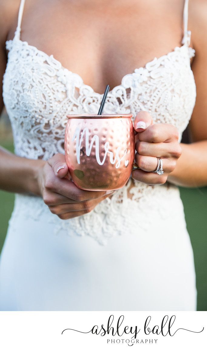 Mrs. Moscow Mule Photograph