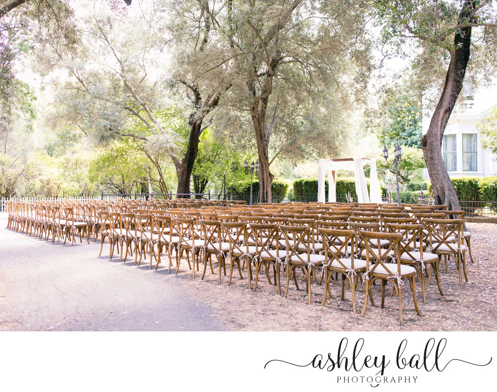 Joyful Ranch wedding venue in Vacaville, California