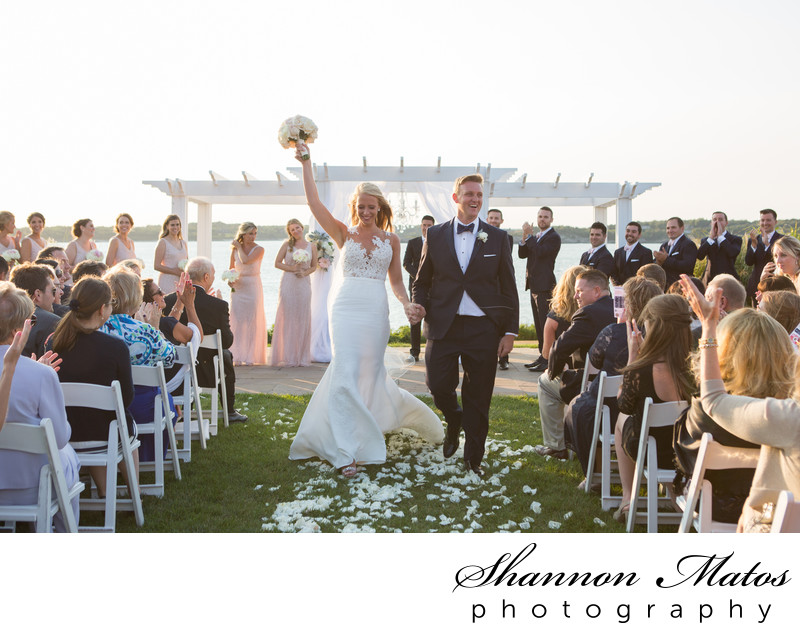 Oceancliff Wedding Ceremony, Newport, RI