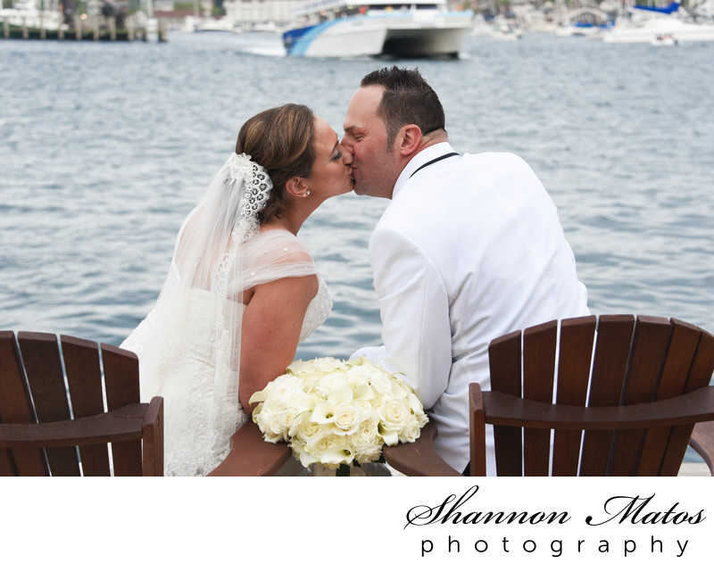 Wedding at The Regatta Place in Newport RI