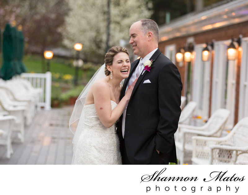Spring Wedding at Independence Harbor