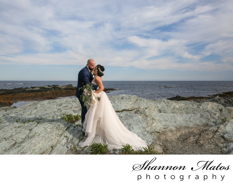 Brenton Point State Park Wedding photos