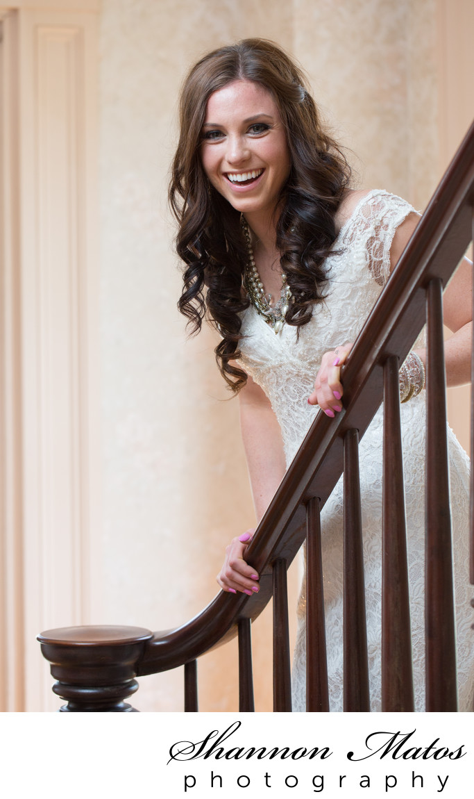 Bridal Portrait Styled Shoot