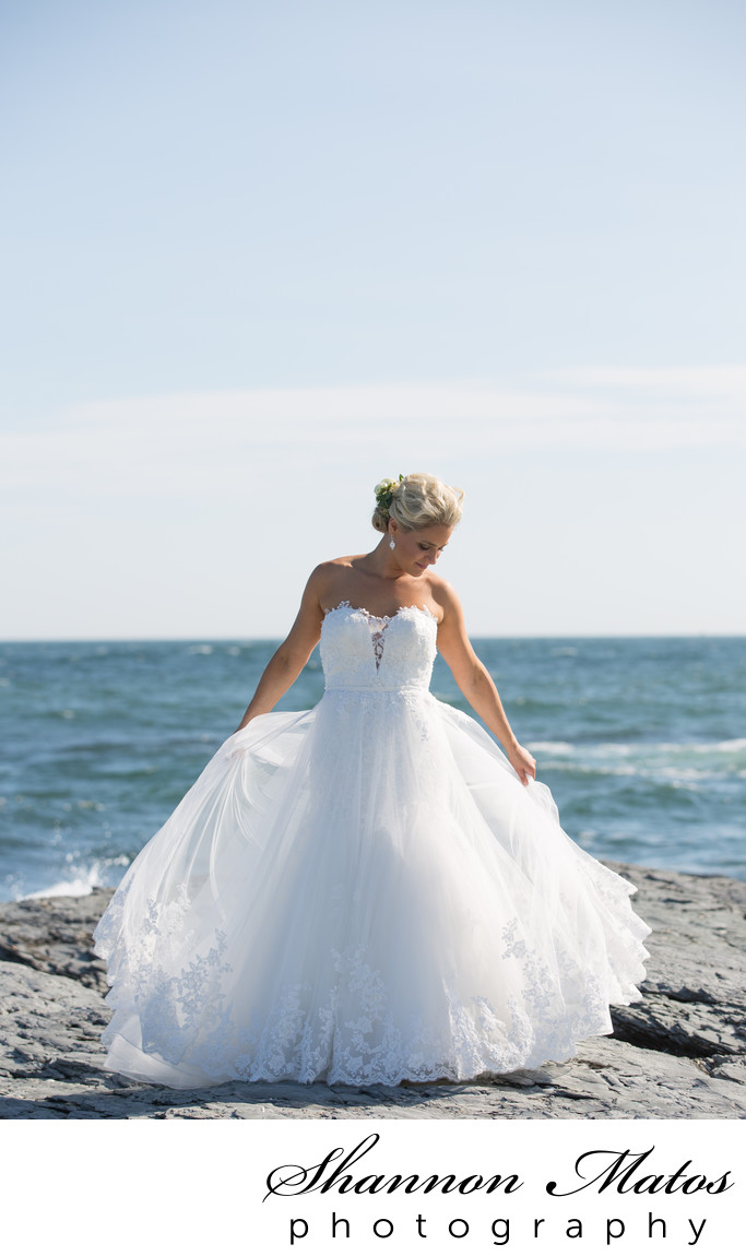 Brenton Point State Park Newport Bride