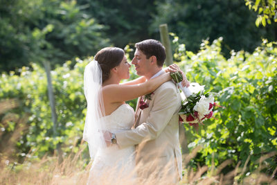 Wedding Photos at Preston Ridge Vineyards
