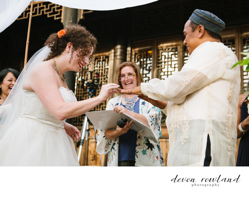 Destination Wedding Pics from New York Ring Exchange
