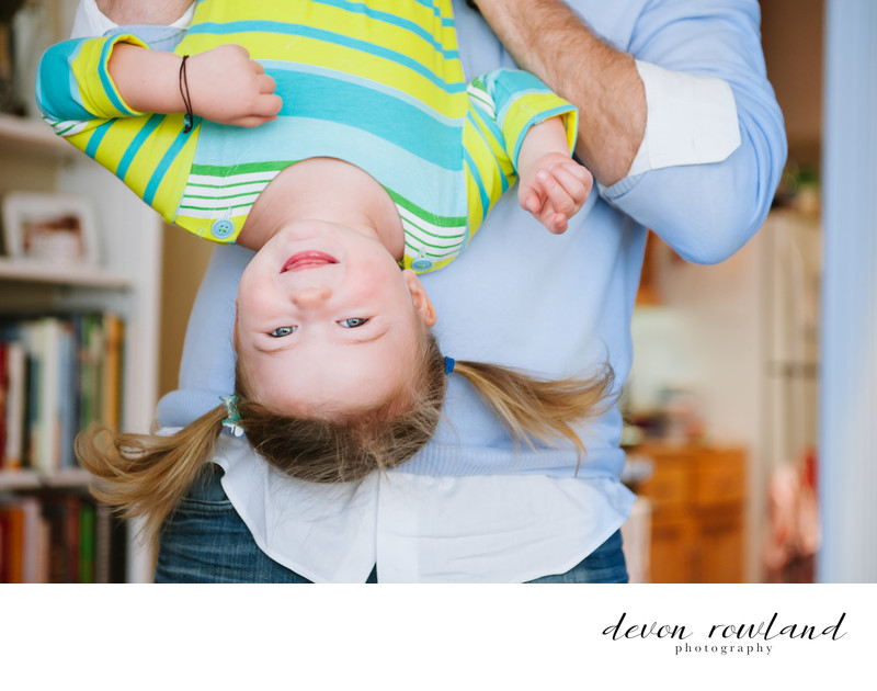 Fun Family Photos with Virginia Photographer