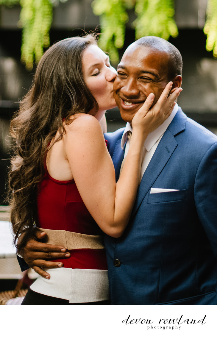 DC Engagement Pics with Love, Style, and Smiles