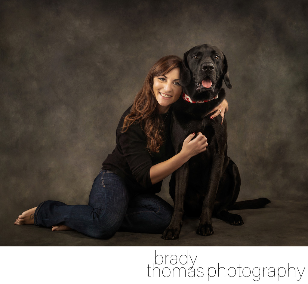 Studio Photos with Your Pet