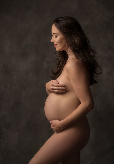 Nude Maternity Portraits