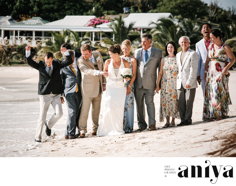 Sugar Ridge Resort Antigua Wedding Photos - Wedding Photography