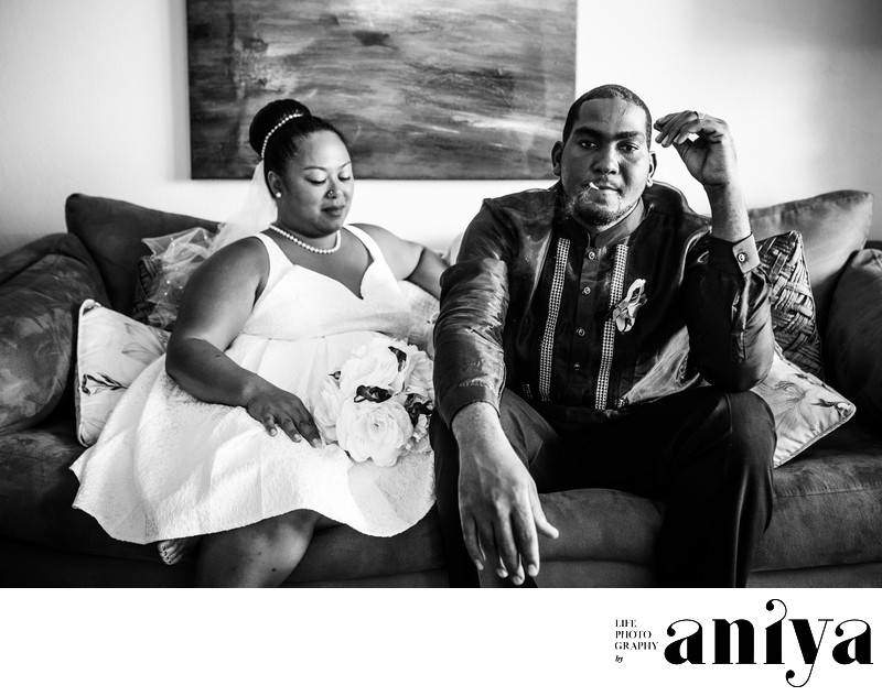 Saint Lawrence Gap Wedding Photo - Barbados Wedding Photography