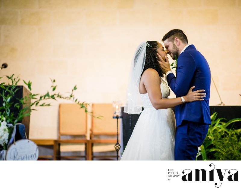 St. Dominic's Church Barbados Wedding Photos