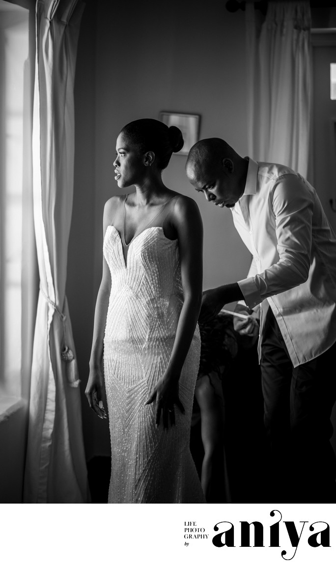 Wedding Photo at Bellevue Plantation Barbados - Barbados Wedding Photographer
