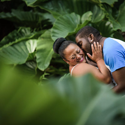 St. Nicholas Abbey Engagement Pictures - Barbados Wedding Photography