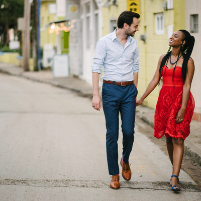 Best Engagement Photos in Speightstown - Barbados Wedding Photography