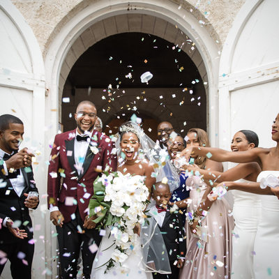 Wedding at St. James Church - Barbados Photography
