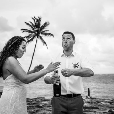 Bottom Bay Barbados Wedding Photos