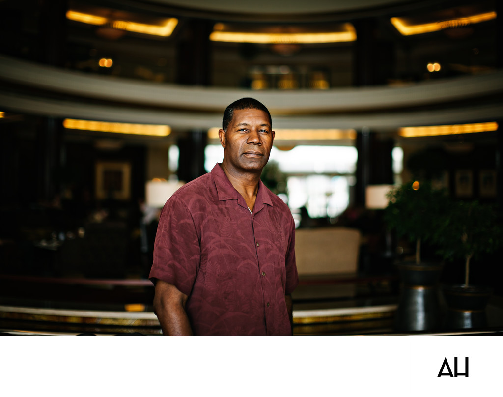 Dennis Haysbert Picture
