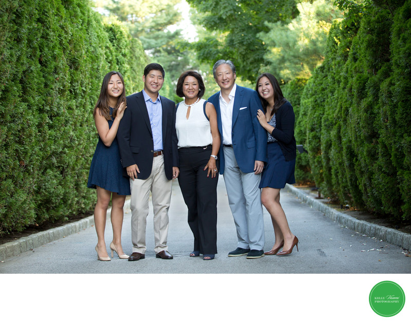 Residential Family Photographer in Scarsdale