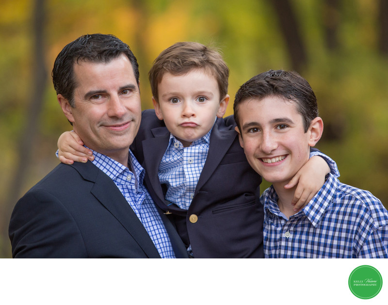 Father and Sons Photos Westchester Photographer
