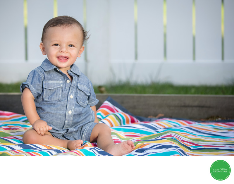 backyard baby photos in westchester