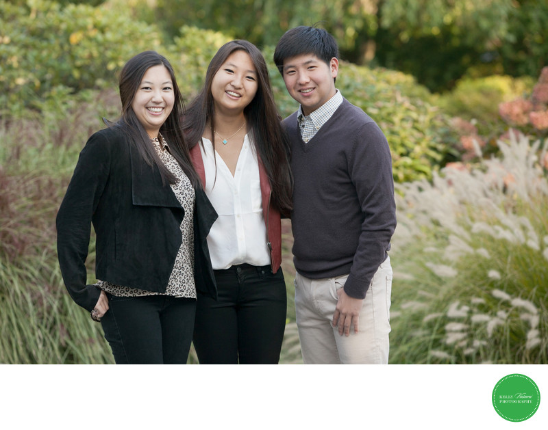 Teenage Sibling Photo Session in Westchester