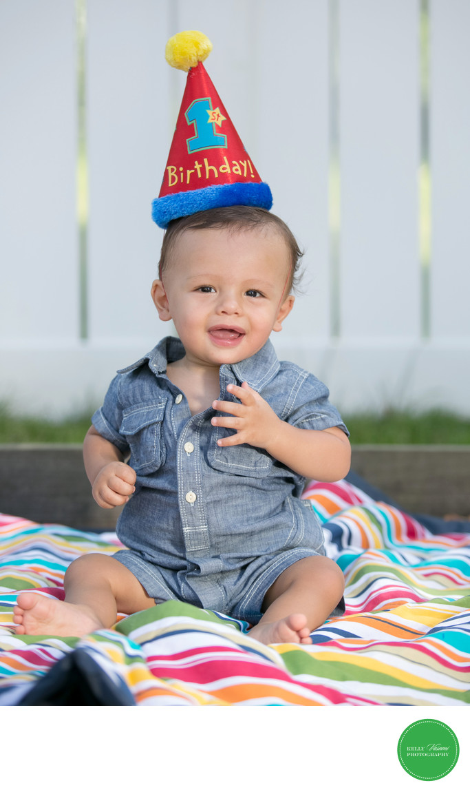 One Year Old Photos Westchester NY photographer